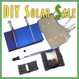 Do It Yourself Solar Power Sale!